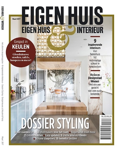 Aanbieding Eigen Huis & Interieur Cadeau - 3 nummers EUR 10,00 ...